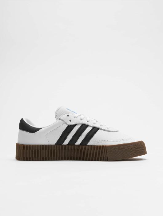 adidas originals Sneakers Sambarose white