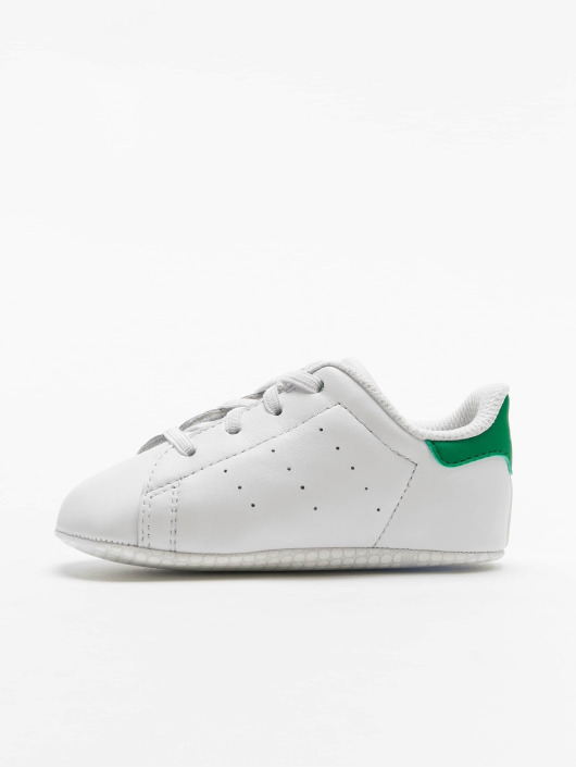 adidas Originals Snejkry Stan Smith Crib bílý
