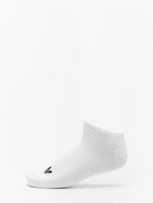 adidas originals Sokker Trefoil Liner hvit