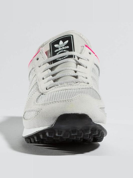 adidas originals Tøysko LA Trainer J grå