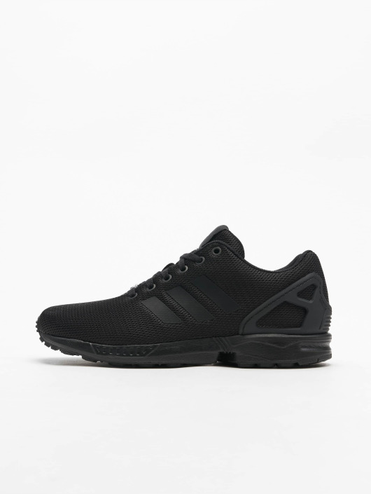 adidas Originals Tøysko ZX Flux Triple Black svart