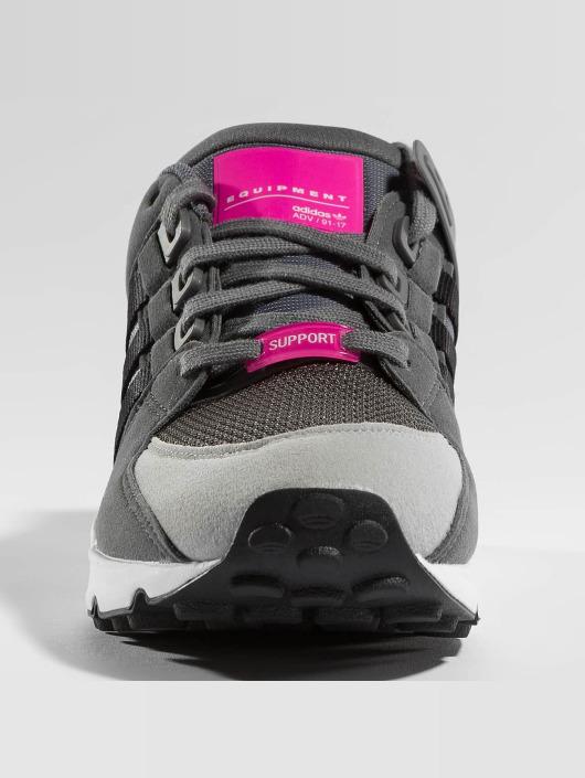 adidas originals Tennarit Equipment Support J harmaa