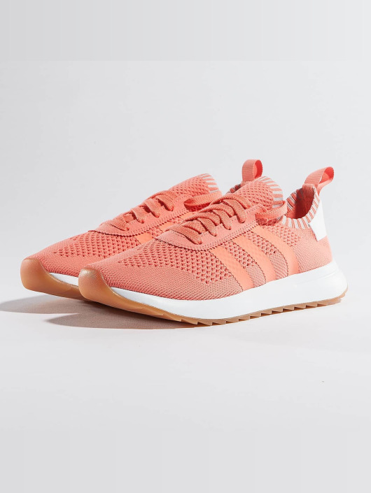 half off bd774 8d386 ... adidas originals Tennarit FLB W PK oranssi ...