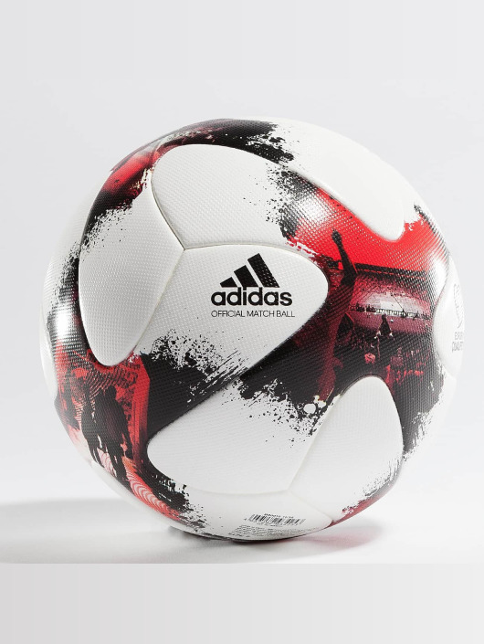 adidas Performance Ball European Qualifiers Offical Match Ball weiß
