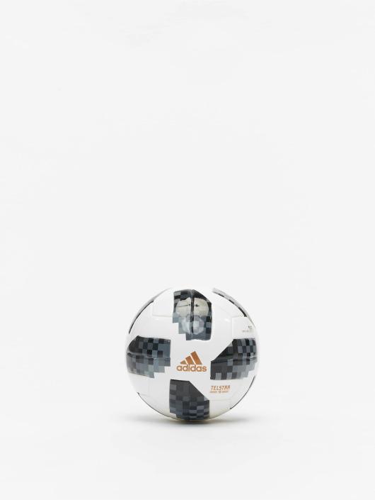 adidas Performance Balle Performance World Cup Mini blanc