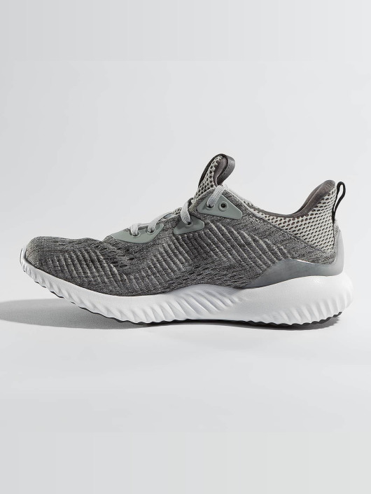 adidas Performance Running Shoes Alphabounce Em J grey