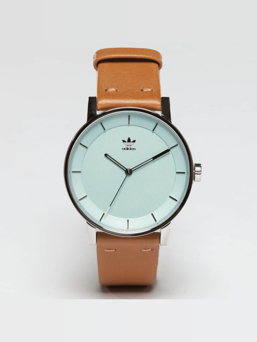 adidas Watches Watch District L1 silver colored