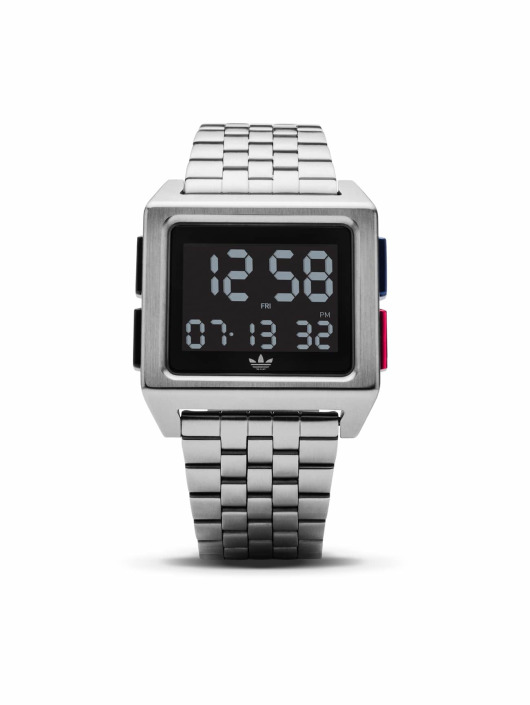 adidas Watches Watch Archive M1 silver colored