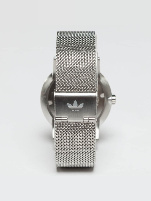 adidas Watches Zegarki District M1 srebrny