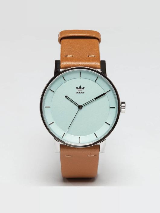 adidas Watches Zegarki District L1 srebrny