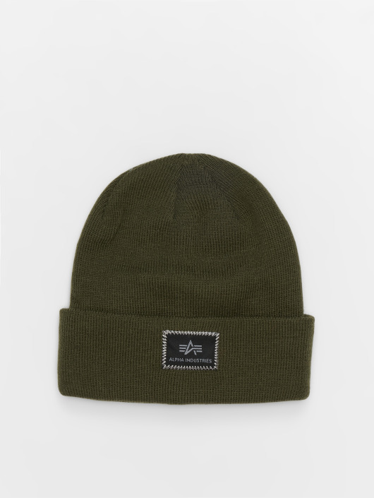 Alpha Industries Hat-1 X-Fit green