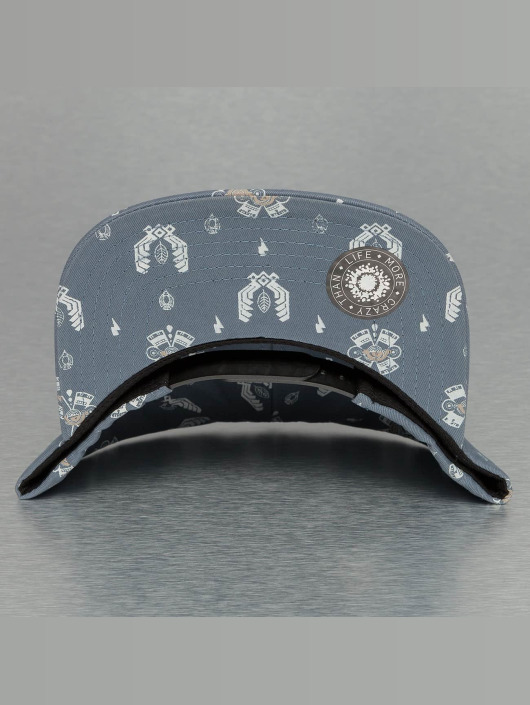 Bangastic Snapback Cap Logo blau