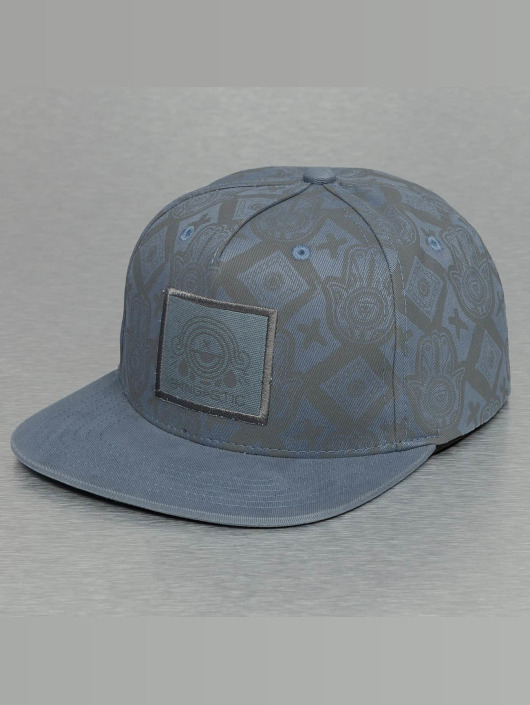 Bangastic Snapback Cap Logo blue