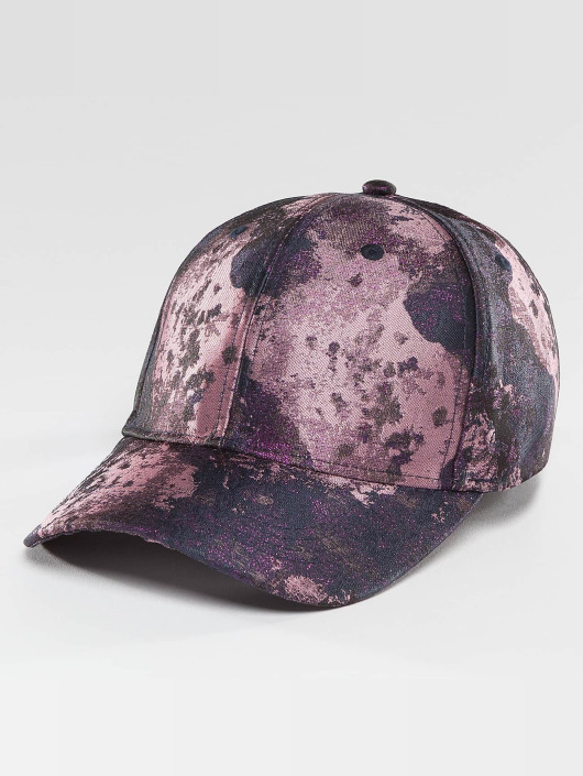 Bangastic Snapback Cap Cosmic violet