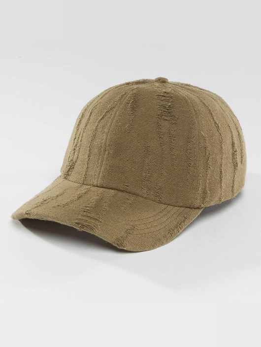 Bangastic Snapback Caps destroyed grøn