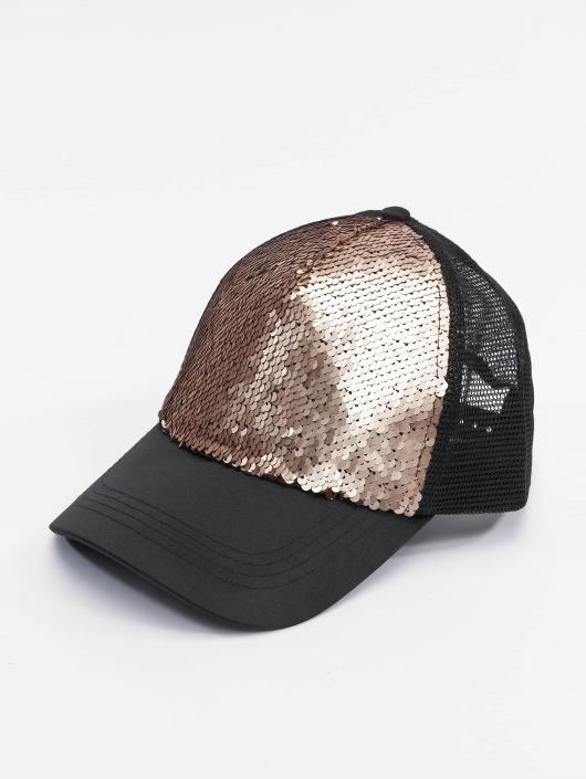 Bangastic Trucker Caps Glam svart