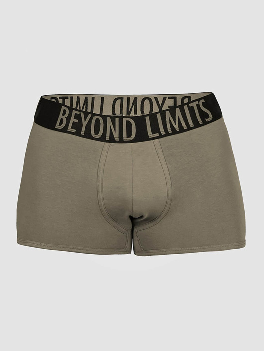 Beyond Limits Boxer Short Moonwalker khaki