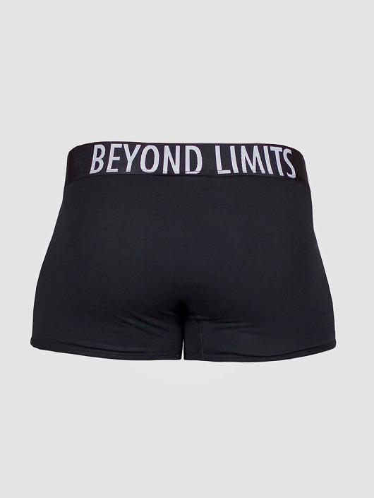 Beyond Limits Boxershorts Basic schwarz