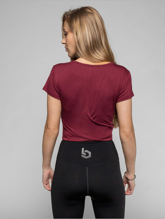 Beyond Limits Shirts desportes Bonded rojo