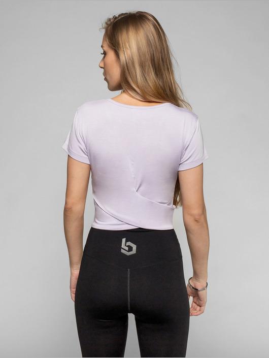 Beyond Limits T-paidat Bonded purpuranpunainen