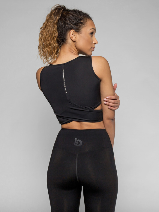 Beyond Limits Top Bonded black