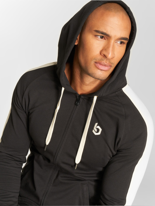 Beyond Limits Zip Hoodie Foundation czarny