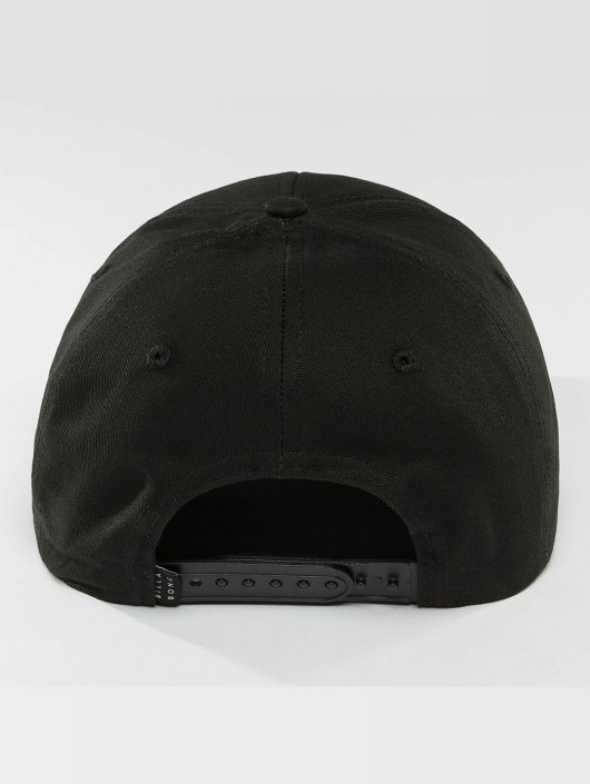 Billabong Snapback Caps Walled čern