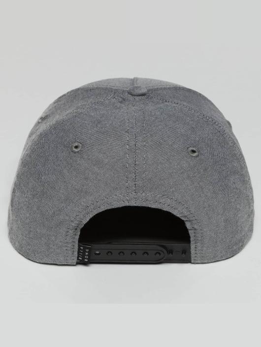 Billabong Snapback Caps Oxford šedá