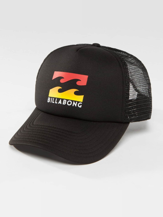 Billabong Trucker Caps Podium čern