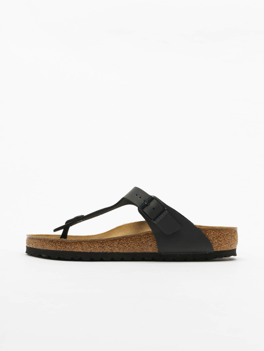 Birkenstock Badesko/sandaler Gizeh BF svart