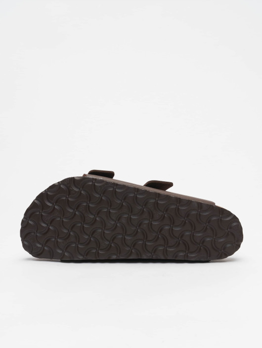 Birkenstock Claquettes & Sandales Arizona BF brun