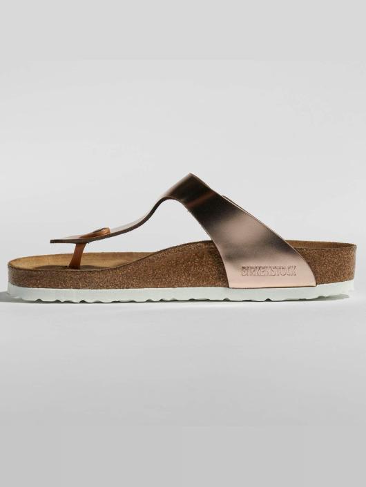 Birkenstock Sandaalit Gizeh NL SFB ruskea