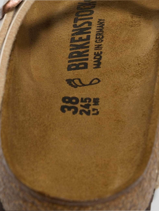 Birkenstock Sandaalit Gizeh BF Graceful valkoinen