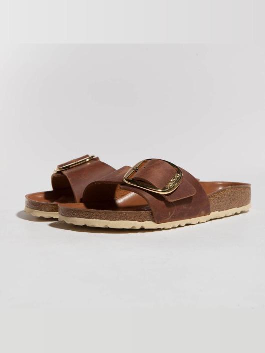 800364646f9 Birkenstock Skor / Sandaler Madrid Big Buckle i brun 429302