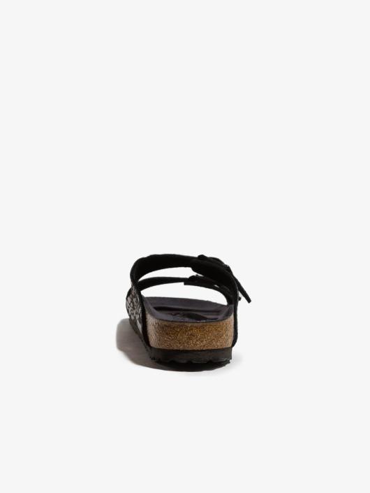 Birkenstock Sandals Arizona BF Metallic Stones black