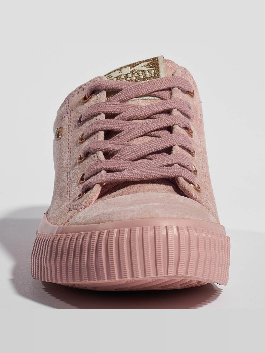 official photos 73b9b 31d2a ... British Knights Sneakers Master Lo rosa ...