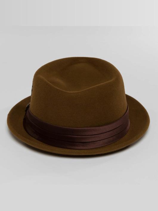 Brixton Hatter Stout brun