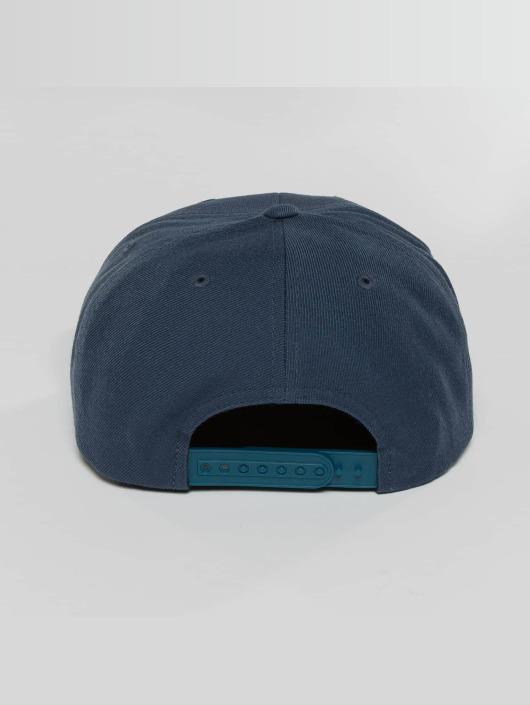 Brixton Snapback Cap Rival blau