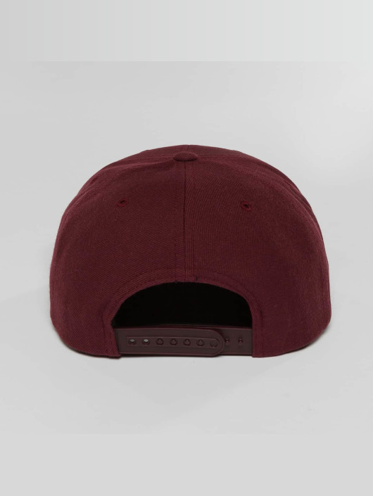 Brixton snapback cap Wheeler rood