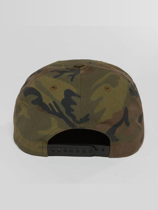 Brixton Snapback Caps Wheeler camouflage