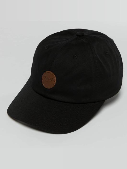 Brixton Snapback Caps Wheeler Mp czarny