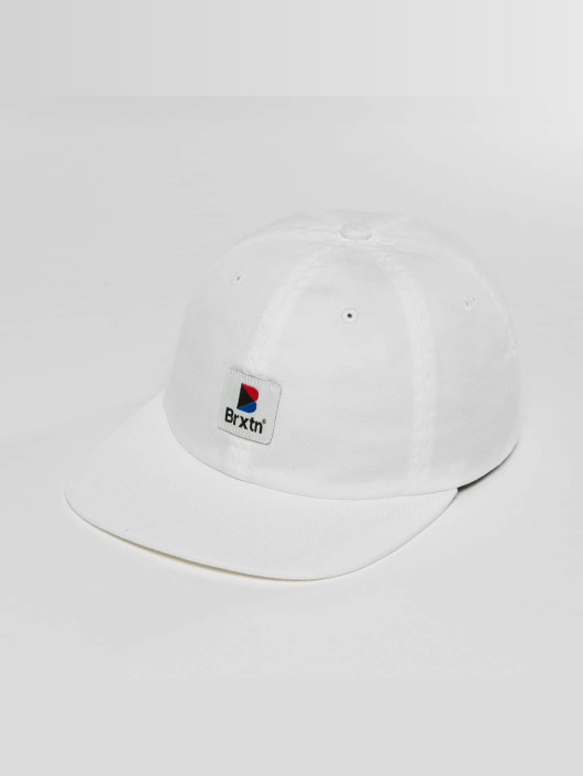 Brixton Snapback Caps Stowell Mp hvit