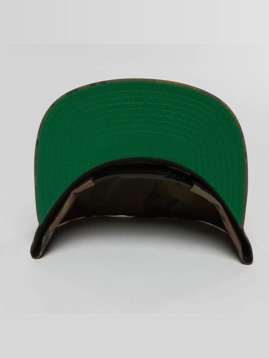Brixton Snapback Caps Wheeler moro