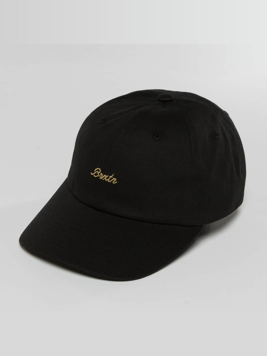 Brixton Snapback Caps Westchester musta