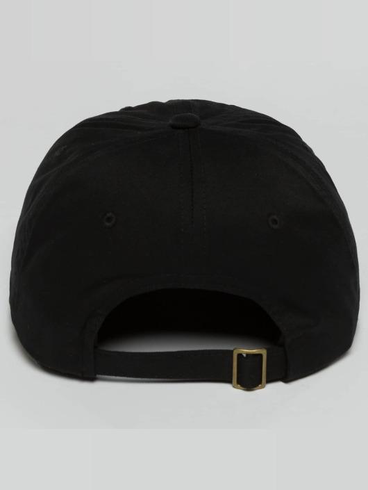 Brixton Snapback Caps Wheeler Mp musta