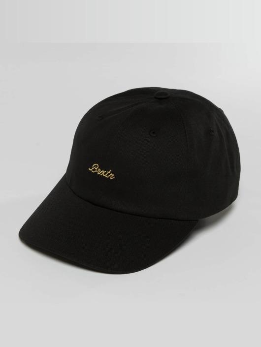 Brixton Snapback Caps Westchester svart
