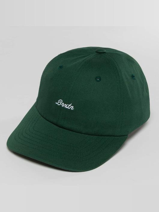 Brixton Snapback Caps Westchester zielony