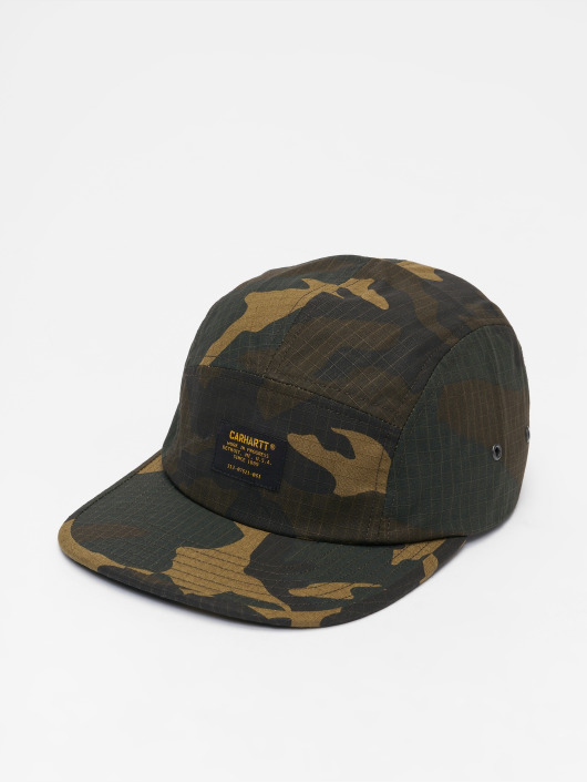 Carhartt WIP 5 Panel Caps  camouflage