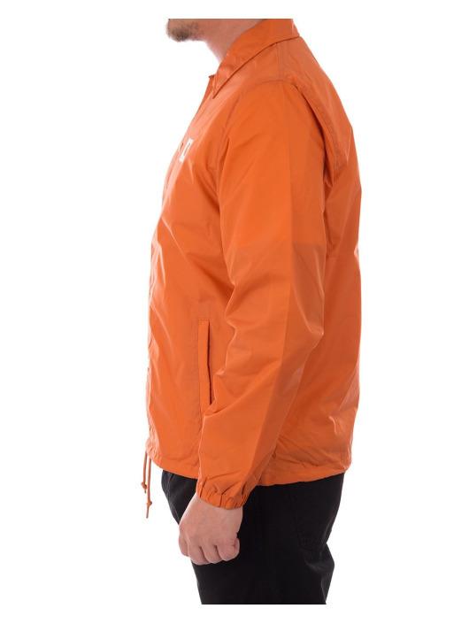 Carhartt WIP Kurtki zimowe Sports Coach pomaranczowy