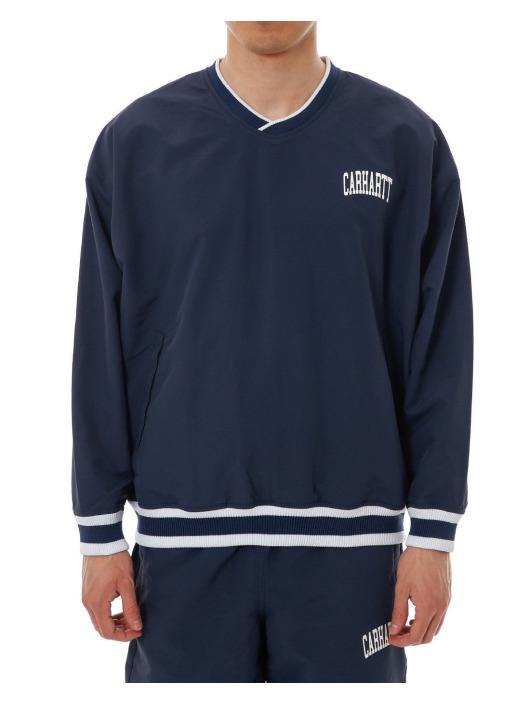 Carhartt WIP Swetry Division niebieski